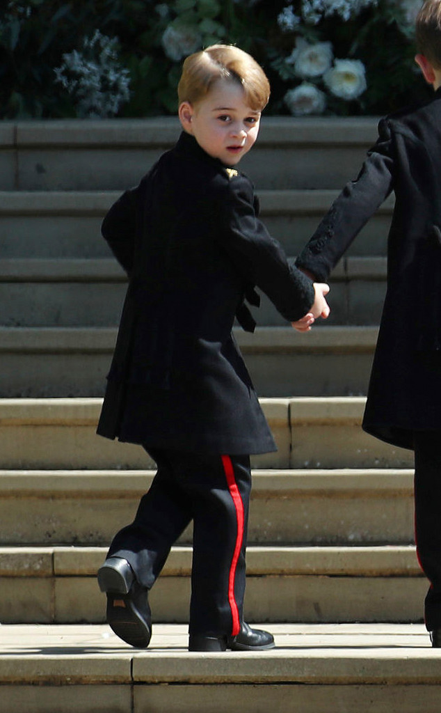 Prince George, Princess Charlotte, Children, Royal Wedding